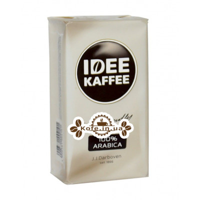 Кава JJ DARBOVEN IDEE KAFFEE мелена 500 г (4006581071466)