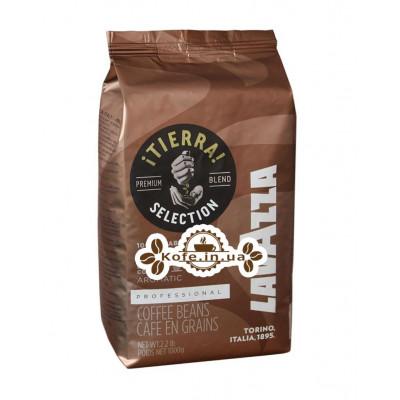 Кофе Lavazza Tierra Selection зерновой 1 кг (8000070043329)