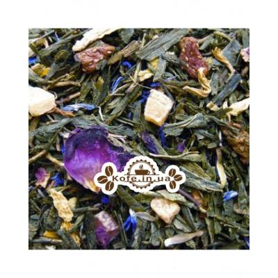 Ранковий Аромат зелений ароматизований чай Чайна Країна