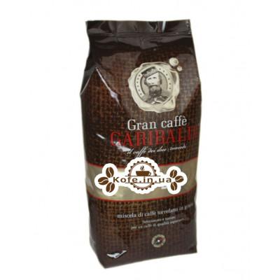 Кава GARIBALDI Top Bar зернова 1 кг (8033120990199)