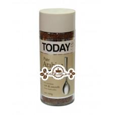 Кава Today Pure Arabica розчинна 100 г ст. б. (5014776102061)