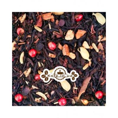Вогняний Танець чорний ароматизований чай Країна Чаювання 100 г ф / п