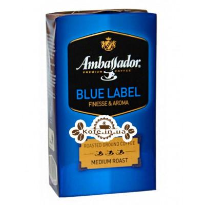 Кофе Ambassador Blue Label молотый 250 г