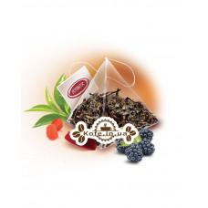 Лесные Ягоды купаж черного и зеленого чая Османтус 50 х 2 г