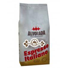 Кава ALVORADA Espresso Italiano зернова 1 кг (9002517300797)