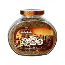 Кофе Ambassador Platinum растворимый 95 г ст. б. (8718868866851)