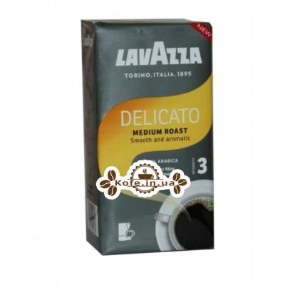 Кава Lavazza Delicato 100% Arabica 500 г мелена (8000070024670)