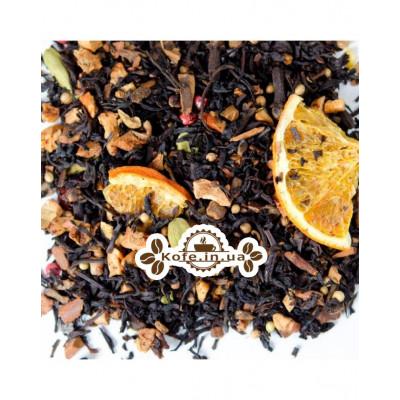 Аладдин черный ароматизированный чай Світ чаю