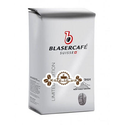 Кава Blaser Cafe Nepal Kukri Mount Everest зернова 250 г