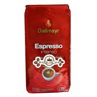 Кава Dallmayr Espresso Intenso зернова 1 кг (4008167040309)