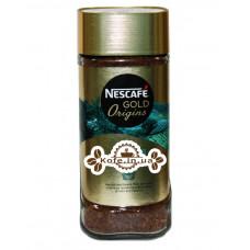 Кава NESCAFE Gold Origins Indonesia Sumatra розчинна 100 г ст. б. (7613036444255)