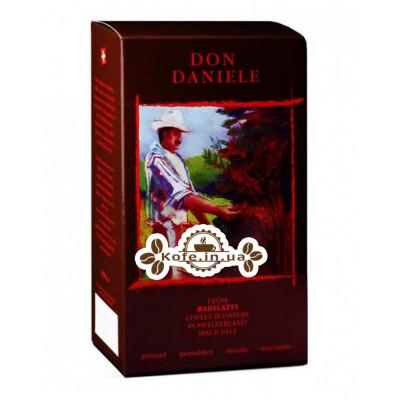 Кофе Badilatti Don Daniele 250 г молотый