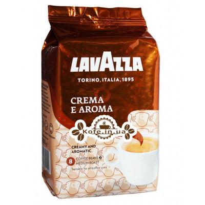 Кава Lavazza Crema e Aroma зернова 1 кг (8000070025400)