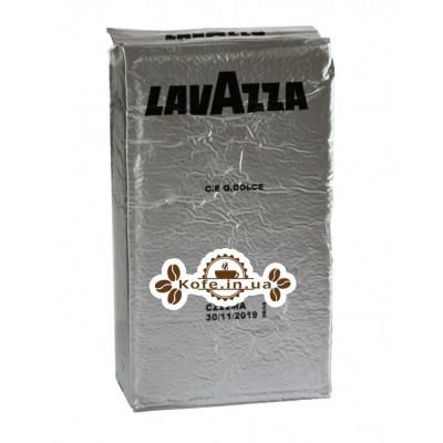 Кофе Lavazza Crema e Gusto Dolce молотый 250 г (внутренний рынок)