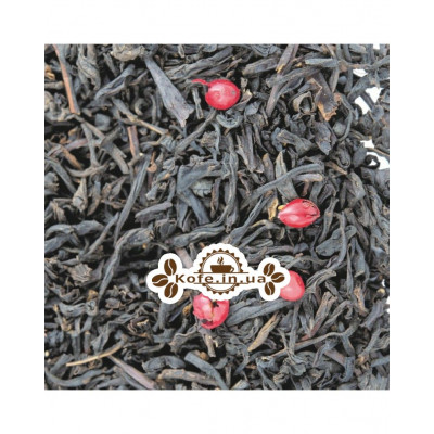 Кубок Огня черный ароматизированный чай Світ чаю