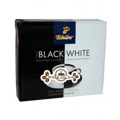 Кава Tchibo FOR BLACK N WHITE мелена 2 х 250 г (4046234790184)