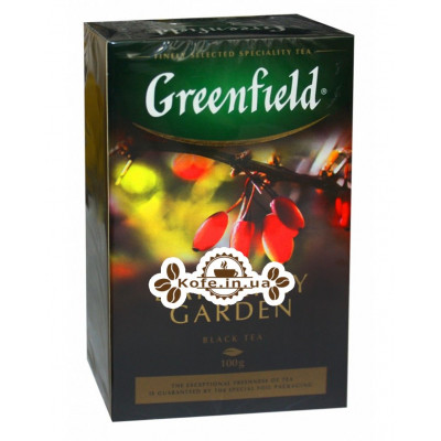 Чай Greenfield Barberry Garden Барбарис 100 г к / п (4823096802305)
