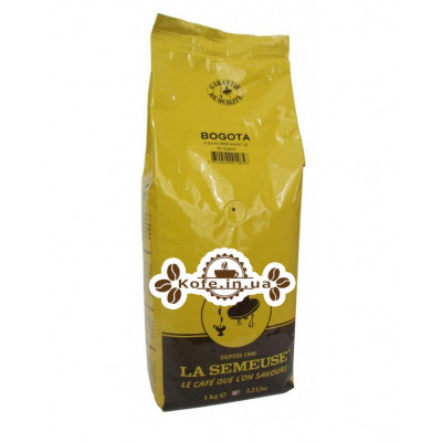 Кава La Semeuse Bogota зернова 1 кг
