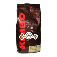 Кава KIMBO Espresso Bar Extra Cream зернова 1 кг (8002200140014)