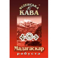 Кава Віденська Кава Робуста Мадагаскар зернова 500 г