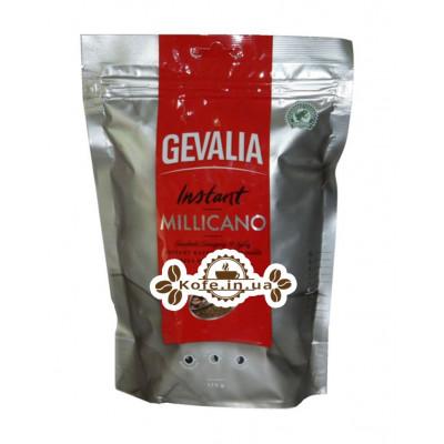 Кава GEVALIA Milicano Instant цільнозернова розчинна 175 г економ. пак.