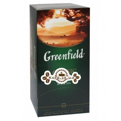 Чай Greenfield Classic Breakfast Класичний Сніданок 25 х 2 г (4820022861993)