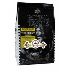 Кава ROYAL TASTE Colombia зернова 500 г (8719324106054)