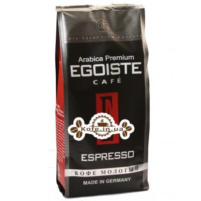 Кава Egoiste Espresso мелена 250 г (4260283250172)