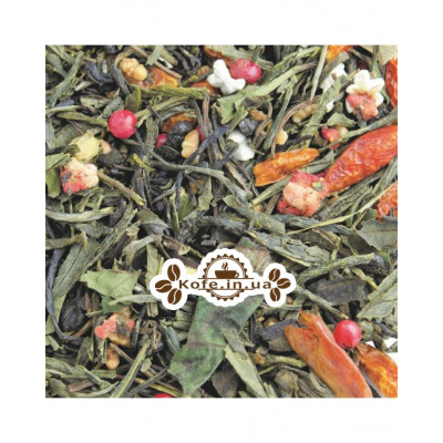 Скринька Пандори купаж зеленого і білого чаю Світ чаю