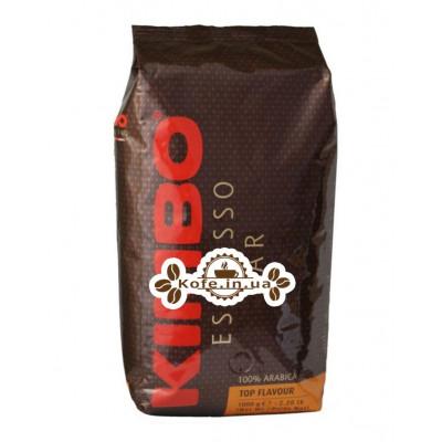 Кава KIMBO Espresso Bar Top Flavour зернова 1 кг (8002200140069)