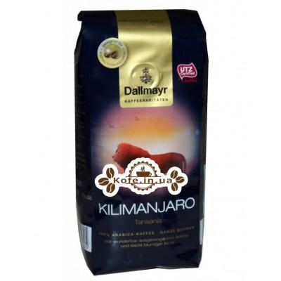 Кава Dallmayr KILIMANJARO зернова 250 г (4008167034605)