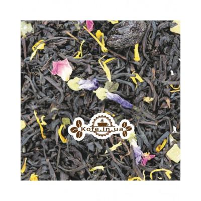 Клеопатра чорний ароматизований чай Світ чаю
