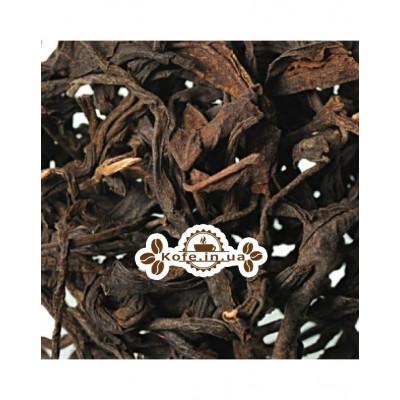 Китайський Крупнолистовий чорний класичний чай Чайна Країна
