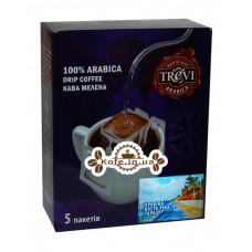 Кава Trevi Арабіка Коста Ріка Таразу 5 х 8 г Дріп-пакет (4820140051009)