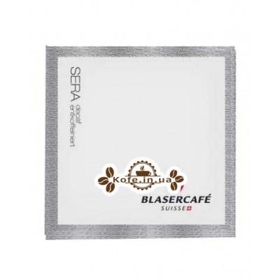 Кофе Blaser Cafe Sera decaf без кофеина в монодозах (чалдах, таблетках) 10 х 7 г