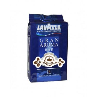 Кофе Lavazza Gran Aroma Bar 1 кг зерновой