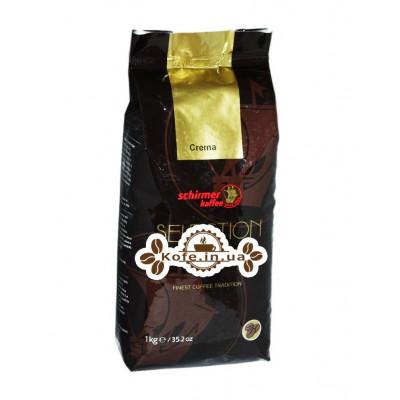 Кава Schirmer Crema Selection зернова 1 кг (4007611200221)