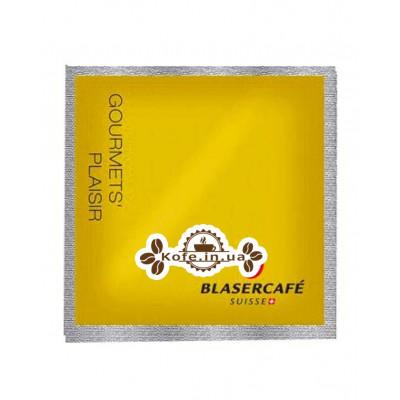 Кава Blaser Cafe Gourmet's Plasir в монодозах (чалдах, таблетках) 10 х 7 г (7610443000067)