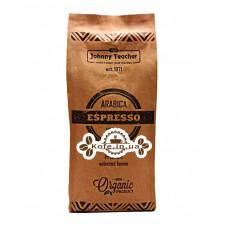 Кава Johnny Teacher Espresso Dark зернова 1 кг (4820211000042)