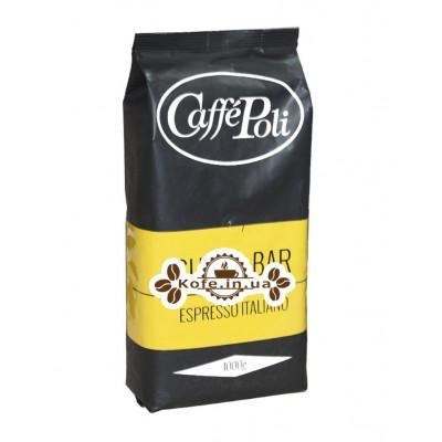 Кава Poli Super Bar зернова 1 кг (8019650000102)