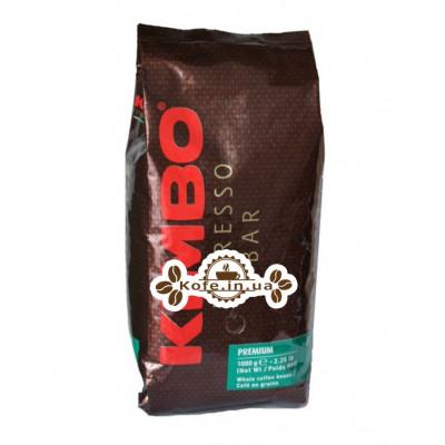 Кава KIMBO Espresso Bar Premium зернова 1 кг (8002200140038)