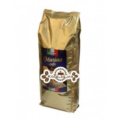 Кофе Віденська Кава Marіno Espresso зерновой 1 кг