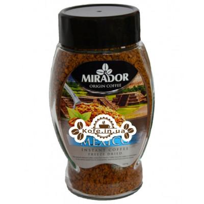 Кава Mirador Mexico розчинна 100 г ст. б. (5901583403163)