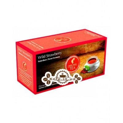 Чай Julius Meinl Wild Strawberry Суниця 25 х 2,5 г (9000403822866)