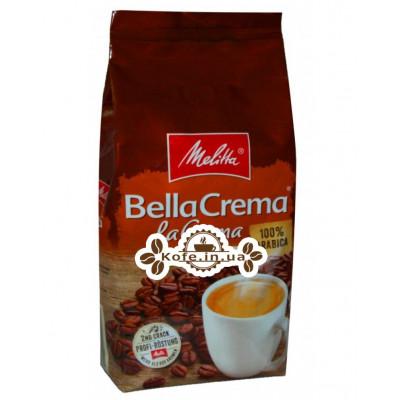 Кава Melitta Bella Crema La Crema зернова 1 кг (4002720008102)