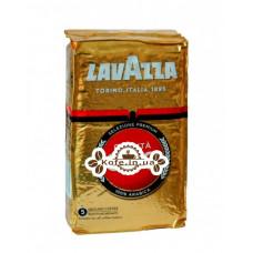 Кофе Lavazza Qualita Oro молотый 250 г (8000070019911)