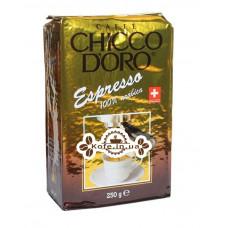 Кофе Chicco d'Oro Espresso молотый 250 г (7610899190251)