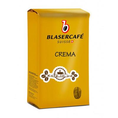 Кава Blaser Cafe Crema зернова 250 г (7610443569434)