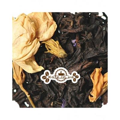 Чорний з Ароматом Молока і Квітами чорний ароматизований чай Чайна Країна