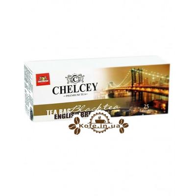 Чай CHELCEY English Breakfast Англійська Сніданок 25 х 2 г